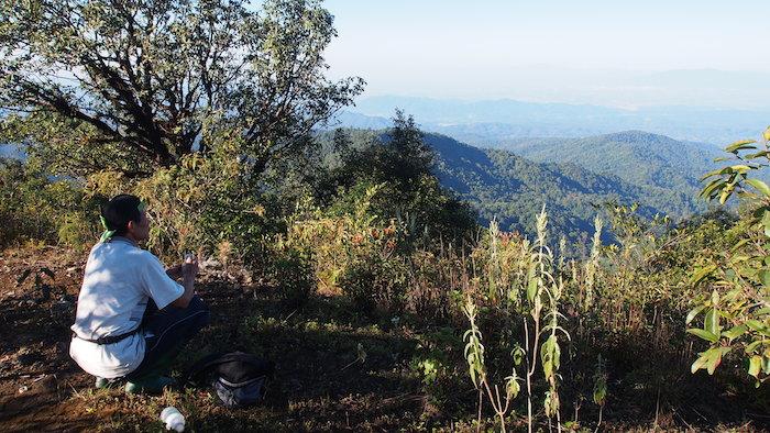 view Ban Mae Kampong