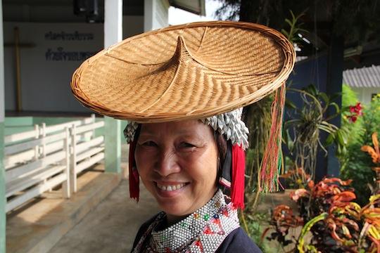 Chiang Rai Tai Ya woman